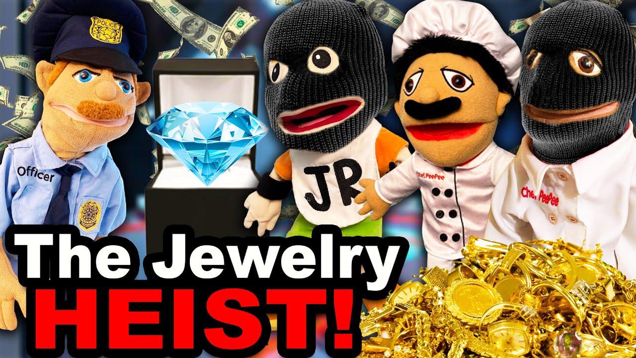 SML Movie: The Jewelry Heist!