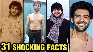 Kartik Aaryan 31 SHOCKING INTERESTING Facts | Sara Ali Khan, Ananya Panday, Kriti Sanon