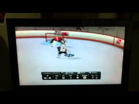 NHL 2k11 wii goal FAIL