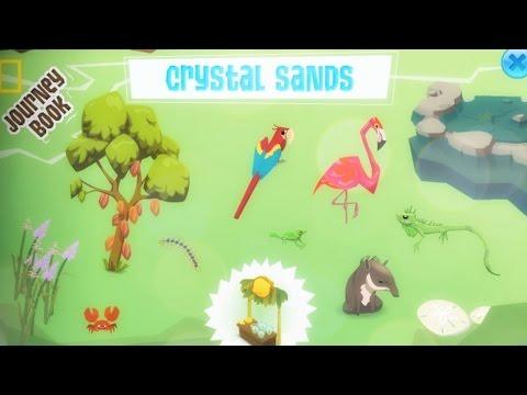 Animal Jam | Crystals Sands Journey Book Guide!