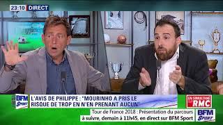 After Foot du lundi 16/10 – Partie 4/6 - L'avis tranché de Philippe Auclair sur Mourinho