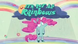 Kevin the Unicorn: It's Not All Rainbows by Jessika von Innerebner | Official Book Trailer