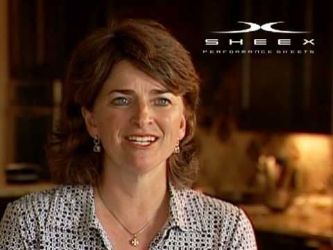 Sheex Luxury Bed Sheets - Tennis Express Commercial