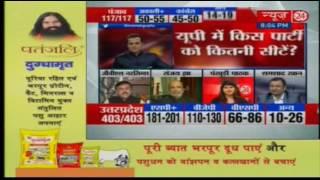 Exclusive News24: Opinion Poll 2017, Punjab, Uttar Pradesh and Uttarakhand Election Survey  (Part-3)