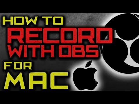 How to Record your Mac Screen for FREE with OBS 2018 (WITH DESKTOP AUDIO FIX!)