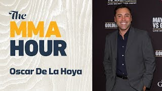 Oscar De La Hoya: Conor McGregor Won Rounds Against Floyd Mayweather, Because Mayweather Let Him
