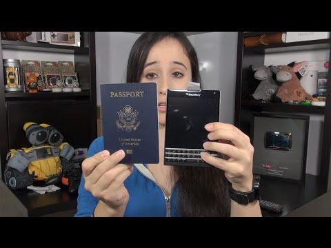 Blackberry Passport Challenge: It Begins