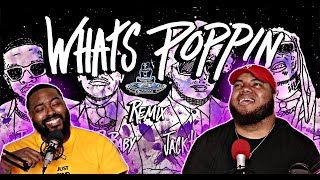 Jack Harlow - WHATS POPPIN (feat. DaBaby, Tory Lanez & Lil Wayne) [Official Visualizer] - (REACTION)