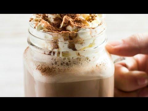 Chocolate Nesquik Milkshake