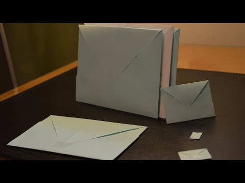 How to Make a Paper Envelope ✉️