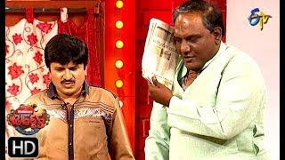 Rocket Raghava Performance | Jabardasth | 30th  May 2019    | ETV  Telugu
