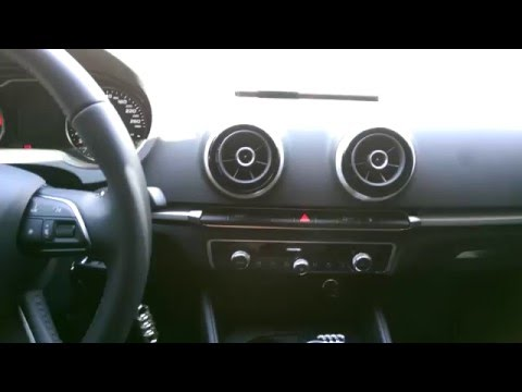 Audi A3 8V activate engineering menu in MIB unit - Audi A3