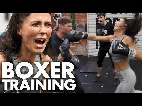 Attempting PRO BOXING?! (Get Jacked)