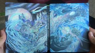Final Fantasy XV Steelbook Unboxing