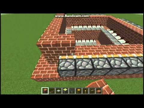 Minecraft Simple and Efficient Wither Skeleton grinder Tutorial (SKYBLOCK)