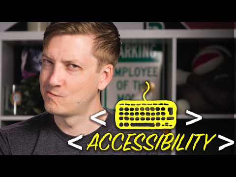 Accessible Components: Keyboard access -- Polycasts #49