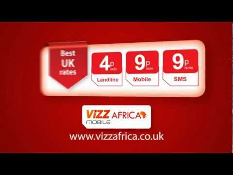 Free Minutes to Africa by Vizz Africa