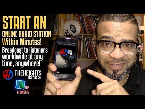 Start An Online Radio Station 🎤 : LGTV Review