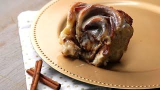 Salty-Sweet Bacon Cinnamon Rolls • Tasty