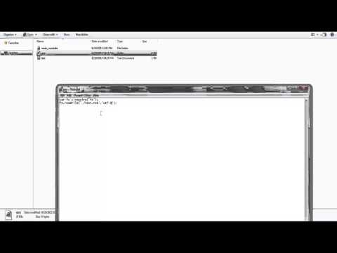 How to write in a text file by using JavaScript
