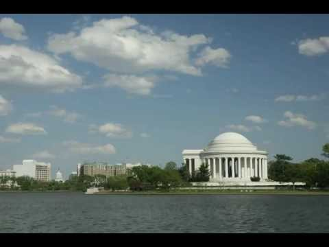 Washington DC USA in Time-Lapse