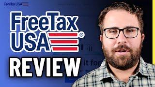 FreeTaxUSA Review 2021 by a CPA   Pros + Cons   Walkthrough   Tutorial