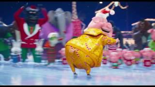SING, Ven y canta - Les desea Feliz Navidad