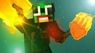 Minecraft: Battlefield - BASE CAMP! (Day 1)