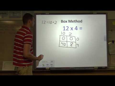 3rd Grade - Math In Focus - Multiplication Strategies