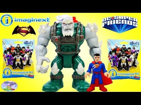 IMAGINEXT Doomsday Batman Vs Superman DC Super Friends Blind Bag Surprise Egg and Toy Collector SETC