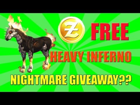 Neverwinter giveaway - Heavy Inferno Nightmare (Dragon Server)