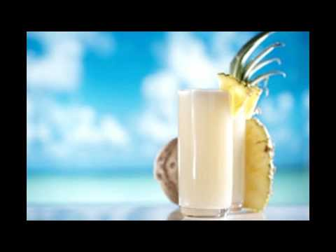 How to Make Surprisingly Healthy Non alcoholic Tropical Drinks