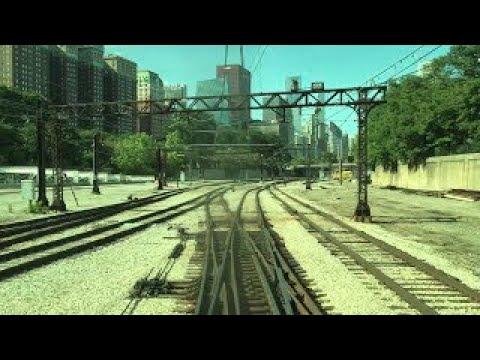 Metra Chicago Shore Lines to Millennium