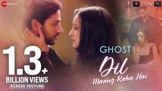 Dil Maang Raha Hai - Ghost | Vikram B, Sanaya I, Shivam B | Yasser Desai, Sanjeev Darshan | 18 Oct