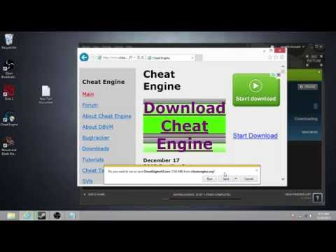 how to speed steam download with cheat engine