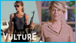 Sarah Connor Has Always Been Ahead of Her Time - Feat. Linda Hamilton