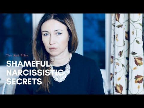 Shameful Narcissistic Secrets   The Red Files   Balance Psychologies