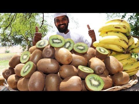 Kiwi Fruit Smoothie Recipe | For Hungry Kids |Nawabs Kitchen