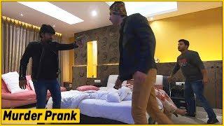 Murder for Drugs Prank - Ft. Vik Khanna (Jhol)  The HunGama Films