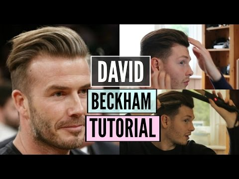 David Beckham Hairstyle & Haircut 20168- Best Mens Hairstyle 2018