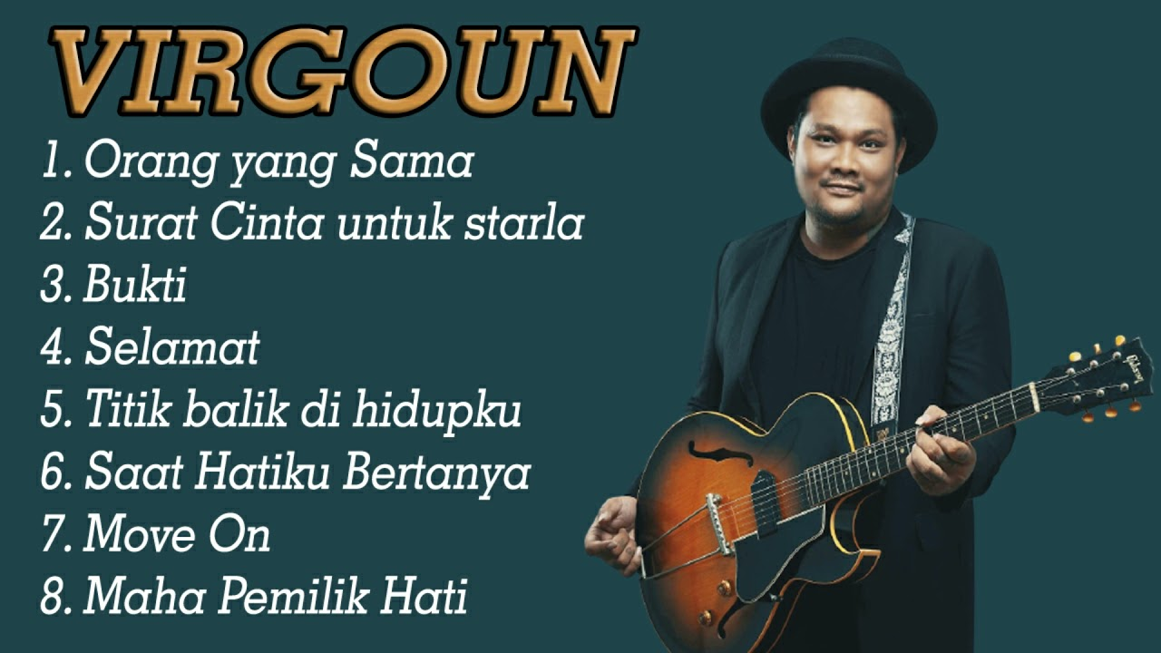 Download VIRGOUN FULL ALBUM | Orang Yang Sama MP3 Gratis