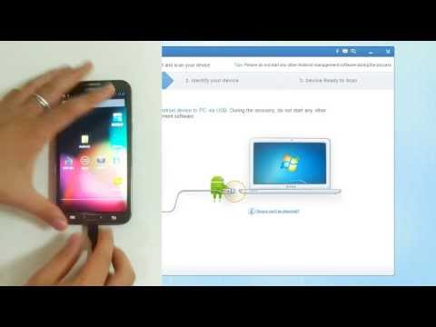 2015 Wondershare Drfone for Android - Android data recovery software