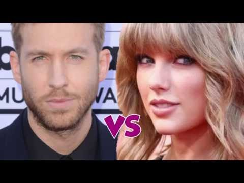 Taylor Swift v.s. Calvin Harris- It's Really Getting Ugly