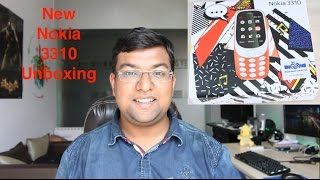 Exclusive: New Nokia 3310 (2017) India Unboxing & Giveaway !!