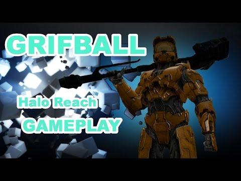 FASTEST DETONATION EVER! - Halo Reach Multiplayer Gameplay [GRIFBALL]