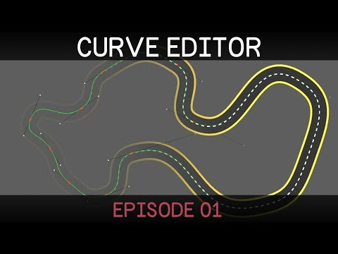 [Unity] 2D Curve Editor (E01: introduction and concepts)