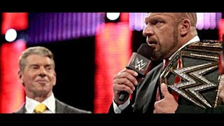 MAJOR CHANGES TO WWE Revealed With Mr. McMahon Leaving! Triple H To Have More Control In WWE news