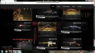 Tutorial) Crossfire PH Free Cheat VIP Weapons JULY 2019