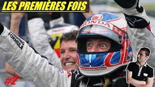 LES PREMIÈRES VICTOIRES DES CHAMPIONS DE F1 #2 (Ft : Teddy)