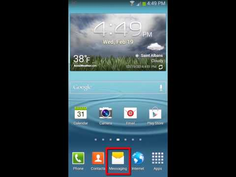 Samsung Galaxy S3/S4/S5/S6 - Beginners Guide Tutorial